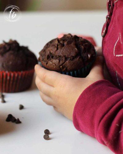 muffin al cioccolato francesca bruno copywriter busto arsizio