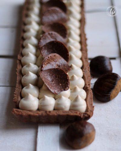 Frolla castagne e cioccolato francesca bruno copywriter busto arsizio