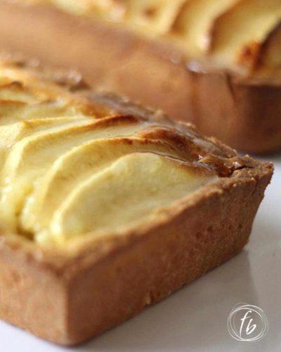 torta di mele con frangipane ricetta francesca bruno copywriter busto arsizio